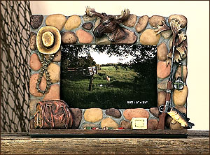 Artistic Picture Frame