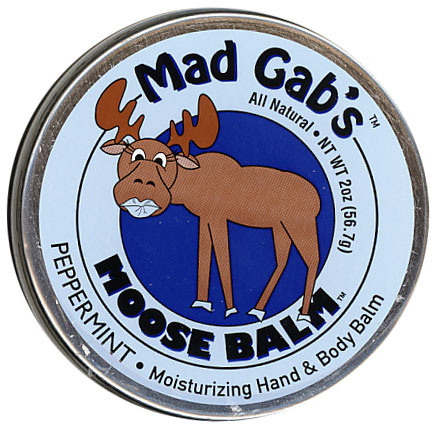 Mad Gab's Peppermint Moose Balm